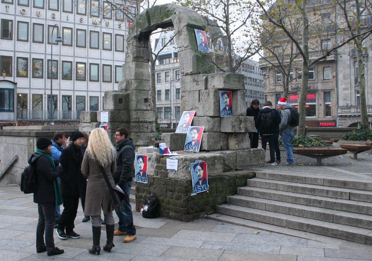 Mahnwache Köln