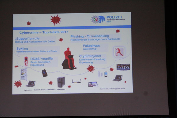 [Foto: Cybercrime - Topdelikte 2017 - Sexting und Cryptotrojaner etc.]